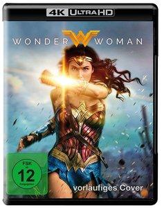 Wonder Woman - 4K Ultra HD