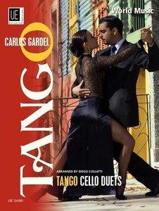 Tango Cello Duets, für 2 Violoncelli