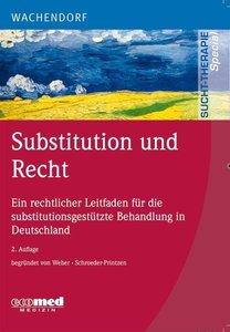 Substitution und Recht