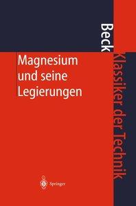 Magnesium und seine Legierungen
