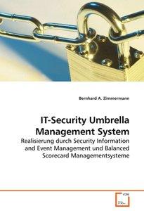 IT-Security Umbrella Management System