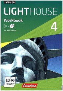English G LIGHTHOUSE 4: 8. Schuljahr. Workbook mit CD-ROM (e-Wor