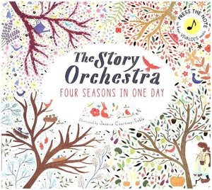 Four Seasons in One Day: Press the Note to Hear Vivaldi's Music