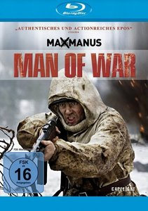 Max Manus-Man of War (Blu-ra