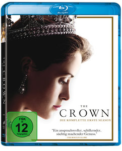The Crown. Season.1, 4 Blu-rays
