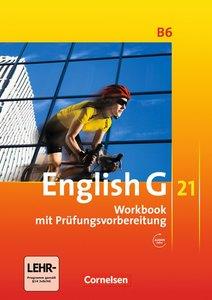 English G 21 - Ausgabe B 06: 10. Schuljahr. Workbook mit CD-Extr