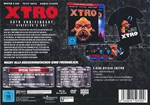 X-TRO - 4-Disc Special Edition - inkl. X-TRO T-Shirt - Limitiert