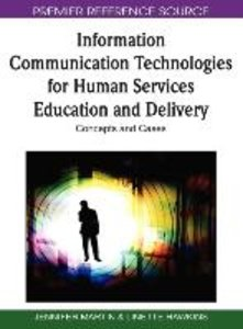 Information Communication Technologies for Human Services Educat