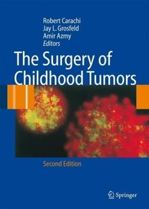 Surgery of Childhood Tumors