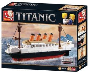 Sluban M38-B0576 - Titanic, kleiner Bausatz 194 Teile