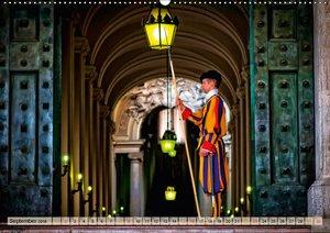 Reise durch Italien Vatikan