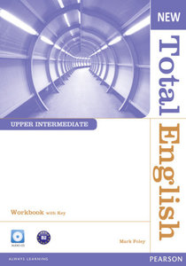 New Total English Upper Intermediate Workbook (with Key) and Aud