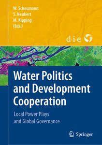 Water Politics and Development Cooperation