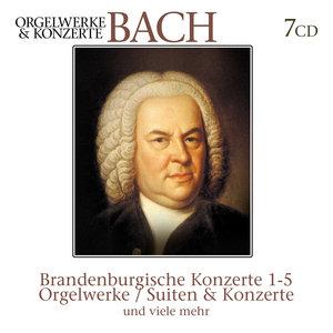 Bach: Orgelwerke und Konzerte