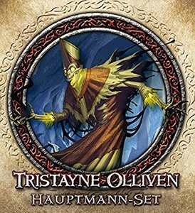 Asmodee FFGD1319 - Descent 2. Edition: Tristayne Olliven Hauptma