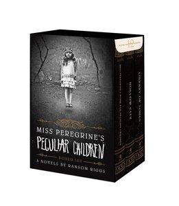 Miss Peregrine Trilogy Boxed Set