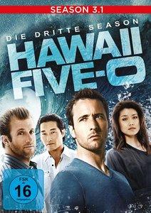 Hawaii Five-O (2010) - Season 3.1 (3 Discs, Multibox)