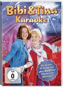 Bibi & Tina - Kinofilm-Karaoke-DVD, 1 DVD