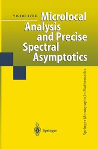 Microlocal Analysis and Precise Spectral Asymptotics