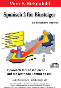 Spanisch für Einsteiger 2. CD mit pdf-Handbuch auf CD-ROM