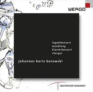 Fagottkonzert/Wandlung/Klavierkonzert/Chergu