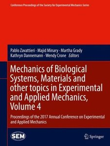 Mechanics of Biological Systems, Materials and other topics in E