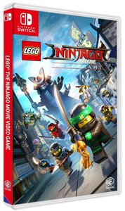 The LEGO Ninjago Movie Videogame, 1 Nintendo Switch-Spiel