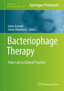 Bacteriophage Therapy