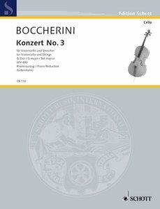 Konzert No. 3 G-Dur