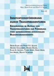 Innovationsförderung durch Transferagenturen