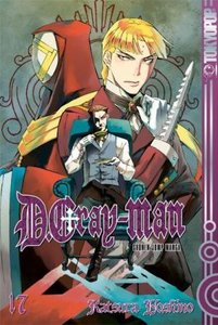 D.Gray Man17