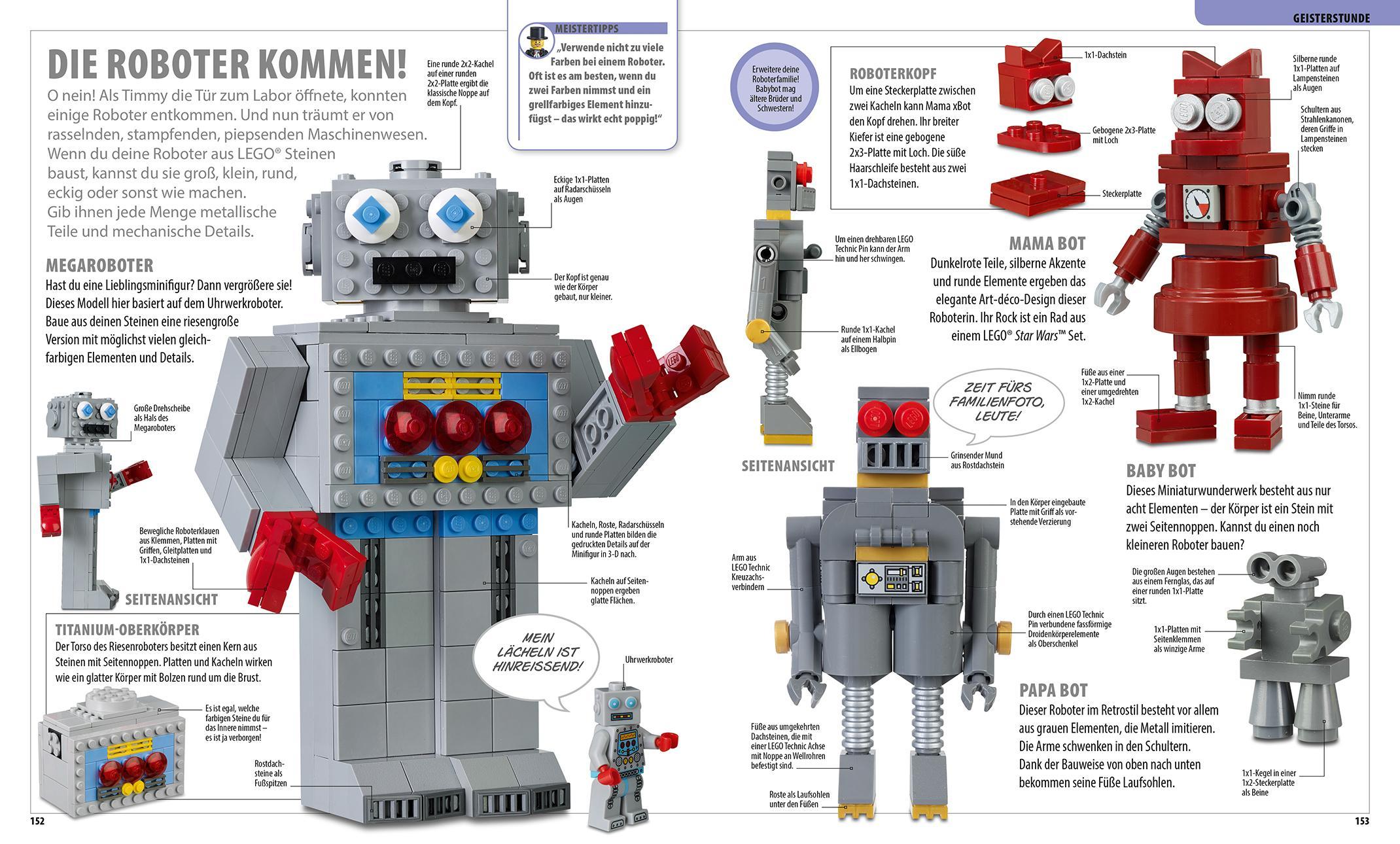lego® spiel-ideen [5355581] - 19,95 € - www.moluna.de - entdecken