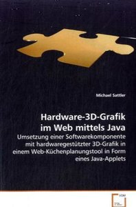 Hardware-3D-Grafik im Web mittels Java