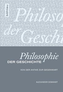 Philosophie der Geschichte