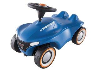 BIG 800056241 - Bobby Car, Neo Blau, Rutschfahrzeug, Rutschauto