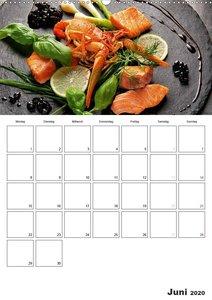 Köstlich! Feinschmecker-Kalender
