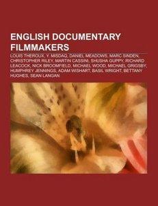 English documentary filmmakers