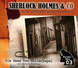 Sherlock Holmes & Co-Die Krimi Box 3 (3 CDs)