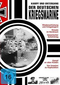 Kampf und Untergang der deutschen Kriegsmarine 1-3