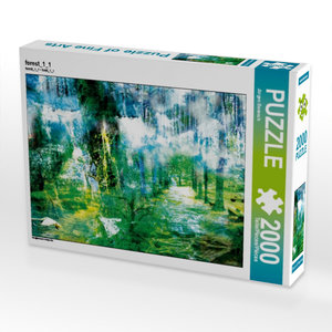 forest_1_1 2000 Teile Puzzle quer