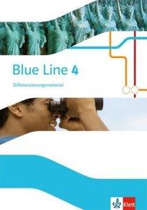 Blue Line 4. Differenzierungsmaterial. Ausgabe 2014