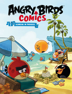 Angry Birds Comicband 2 - Hardcover
