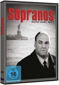 Die Sopranos - Staffel 6 - Teil 2