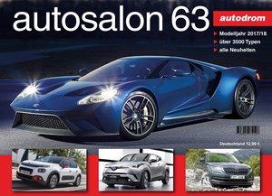 autosalon 63 autoparade autodrom Modelle 2017/2018