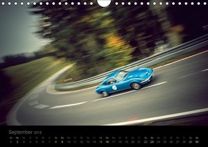 Schnelle Opel (Wandkalender 2018 DIN A4 quer)