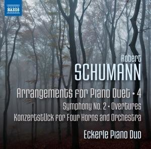 Arrangements for Piano Duet Vol.4