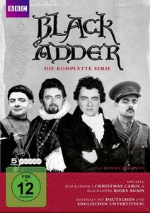 Blackadder-Komplettbox