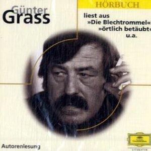 Günter Grass liest aus \'Die Blechtrommel\',\'örtlich betäubt\'