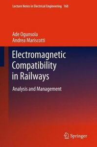 Electromagnetic Compatibility in Railways