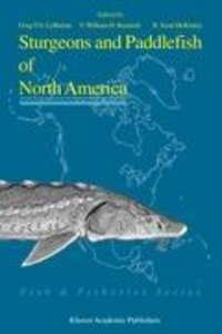 Sturgeons and Paddlefish of North America